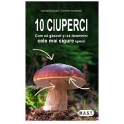 10 ciuperci