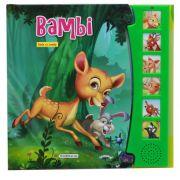 Bambi-carte cu sunete