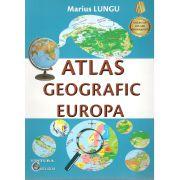 Atlas Geografic Europa