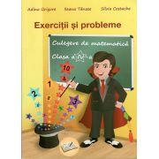 Exercitii si Probleme clasa III