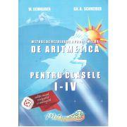 Metode de rezolvare a problemelor de ARITMETICA pentru clasele I-IV
