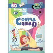 50 Intrebari despre....Corpul uman