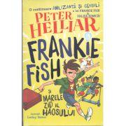 Frankie Fish si marele zid al haosului