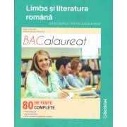 Limba si literatura romana ghid complet pentru bacalaureat