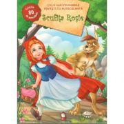 Scufita Rosie-Cele mai frumoase povesti cu autocolante