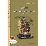 Copiii capitanului Grant- I+II -Jules Verne