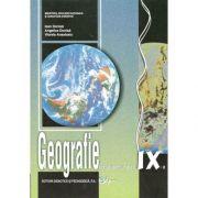 Geografie-Manual pentru clasa a IX-a