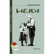 Heidi, fetita muntilor-Johanna Spyri