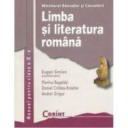 Limba si literatura Romana clasa IX-a