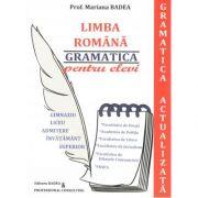 Limba Romana gramatica pentru elevi