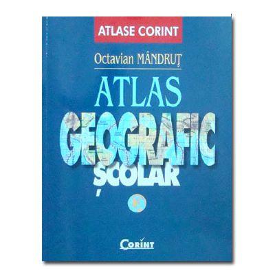 Atlas geografic scolar-Corint