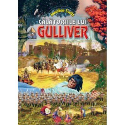 Calatoriile lui Gulliver-Regis