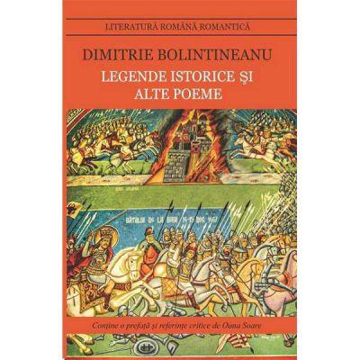 Legende istorice. Dimitrie Bolintineanu-Cartex