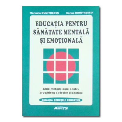 Educatia pentru sanatate mentala si emotionala