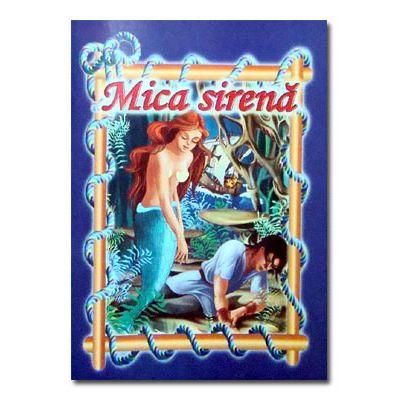 Mica Sirena Ilustrata format A5-Roxel