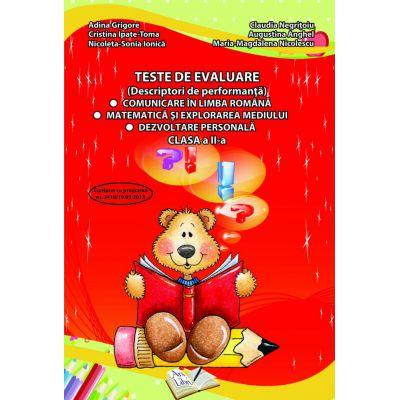 Teste de evaluare cls II-Ars Libri