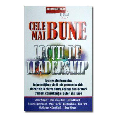 Cele mai bune lectii de leadership