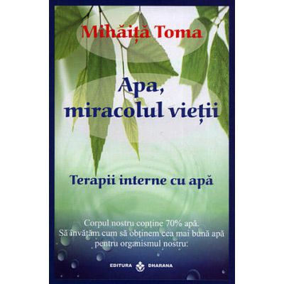 Apa, miracolul vietii Editia a 4-a 2018