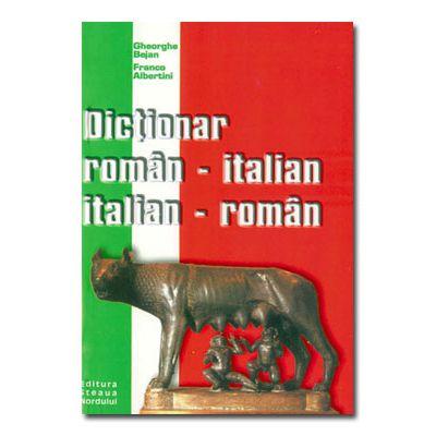 Dictionar roman-italian / italian-roman-SN