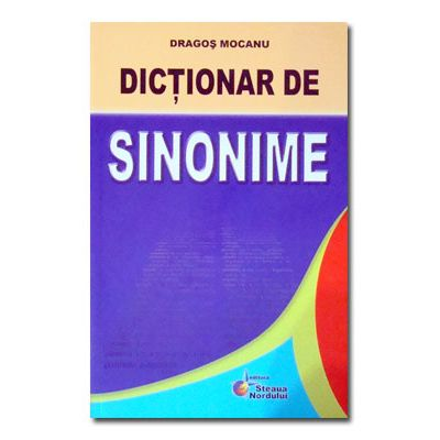Dictionar de sinonime-SN