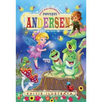 Povesti. Andersen-Regis