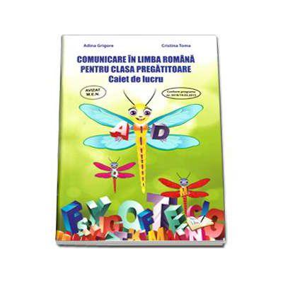 Comunicare in limba romana cls pregatitoare-Ars libri