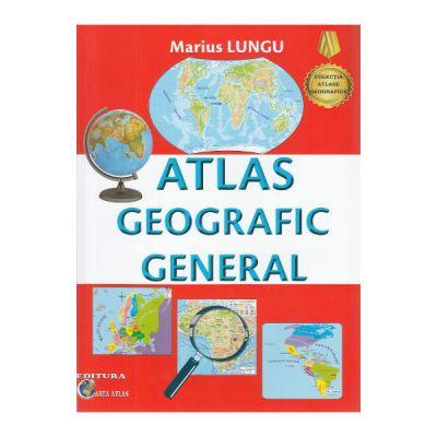 Atlas Geografic General -Carta Atlas