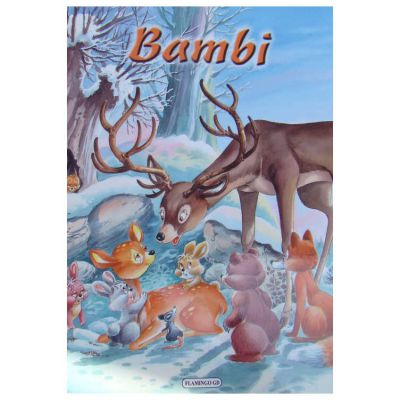 Bambi-Flamingo