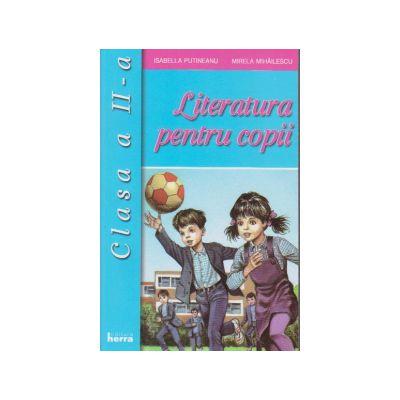 Literatura pentru copii cls II-Herra