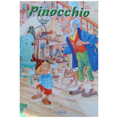 Pinocchio-Flamingo
