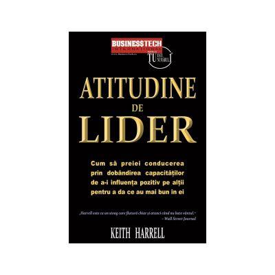 Atitudine de lider