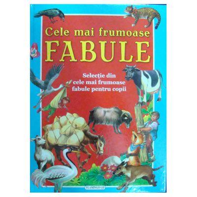 Cele mai frumoase fabule-Flamingo