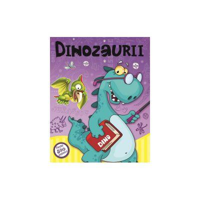 Dinozaurii-500 abtibilduri