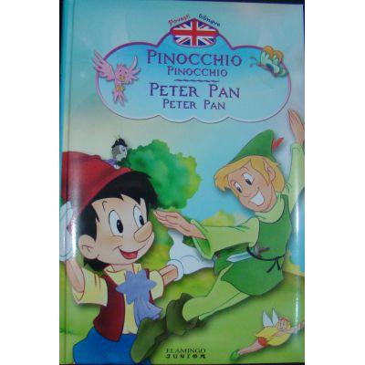 Pinocchio-Peter Pan-Flamingo Jr