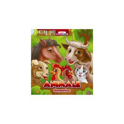 Animale domestice pliant cartonat-Eurobook