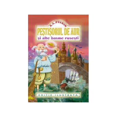 Pestisorul de aur si alte basme rusesti-Regis