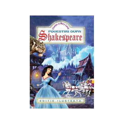 Povestiri dupa Shakespeare-Regis