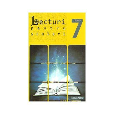 Lecturi pentru scolari clasa a VII-a-Astro