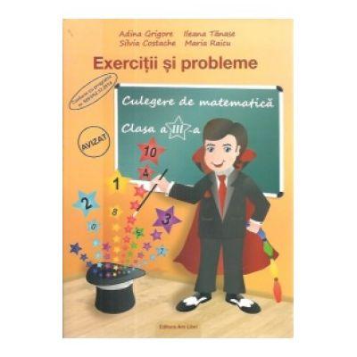 Exercitii si probleme Culegere de matematica cls III-Ars Libri