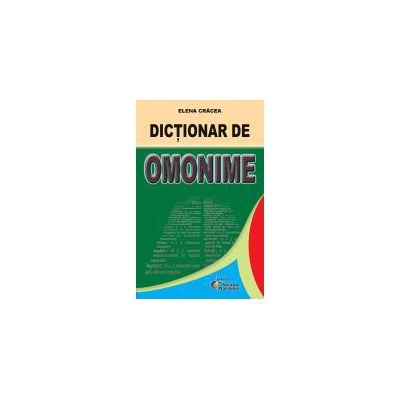 Dictionar de omonime-SN