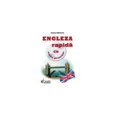 Engleza rapida+CD-SN