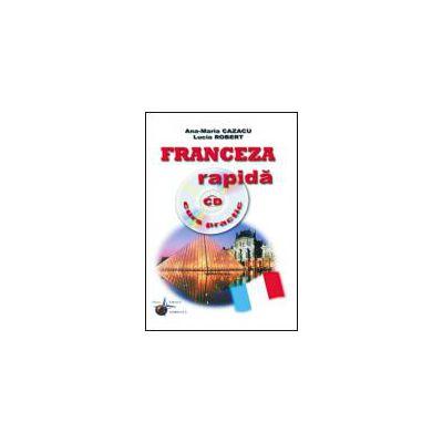 Franceza rapida+CD-SN
