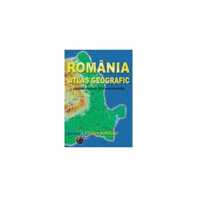 Romania Atlas geografic-SN