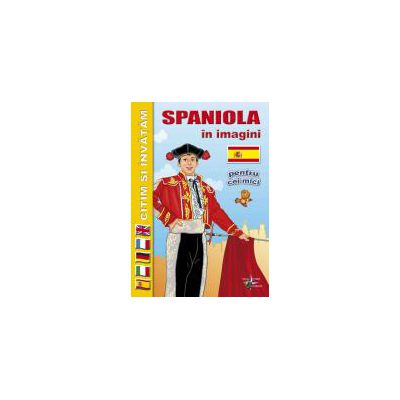 Spaniola in imagini pentru cei mici-SN