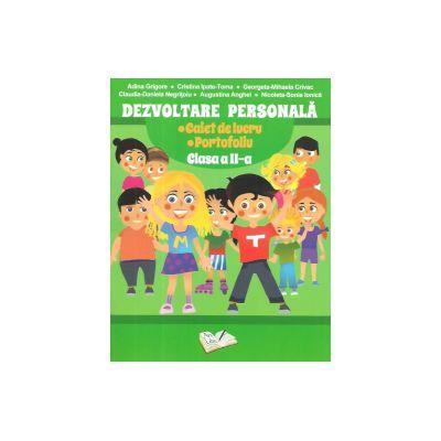 Dezvoltare personala caiet de lucru+portofoliu cls II-Ars Libri