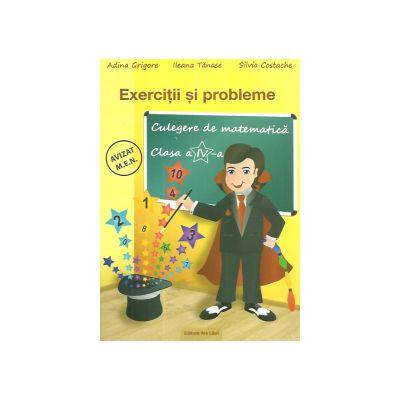 Exercitii si probleme Culegere de matematica cls IV-Ars Libri