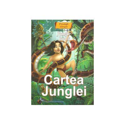 Povesti bilingve Engleza-Romana Cartea junglei