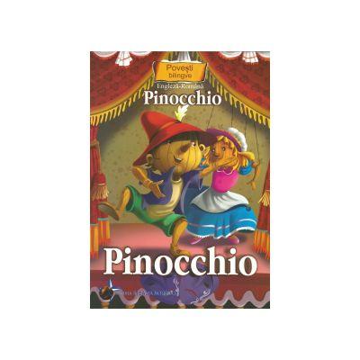 Povesti bilingve Engleza-Romana Pinocchio