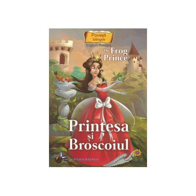 Povesti bilingve Engleza-Romana Printesa si Broscoiul