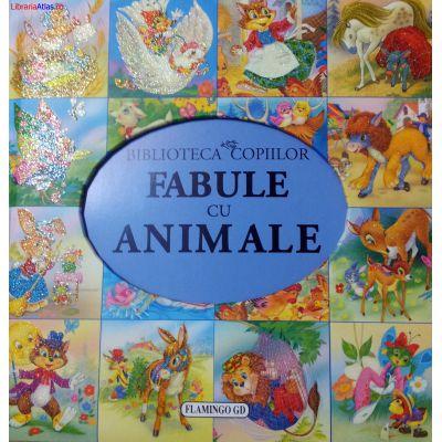 Biblioteca copiilor Fabule cu animale